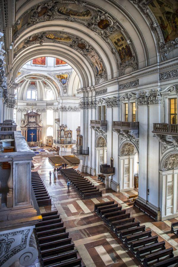 Собор святых Руперта и Виргилия - кафедральный собор Зальцбурга