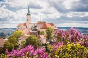 Микулов – жемчужина южной Чехии