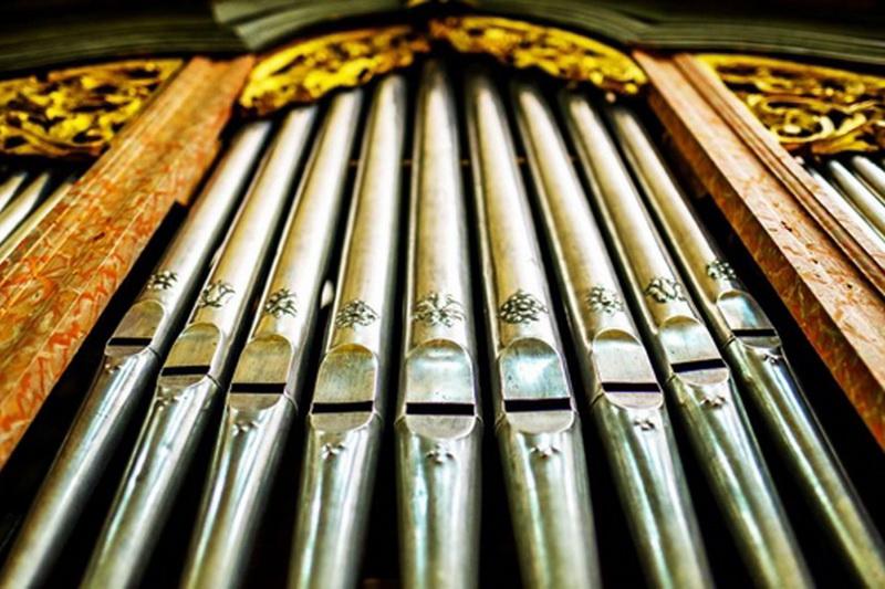 Органные концерты в Праге