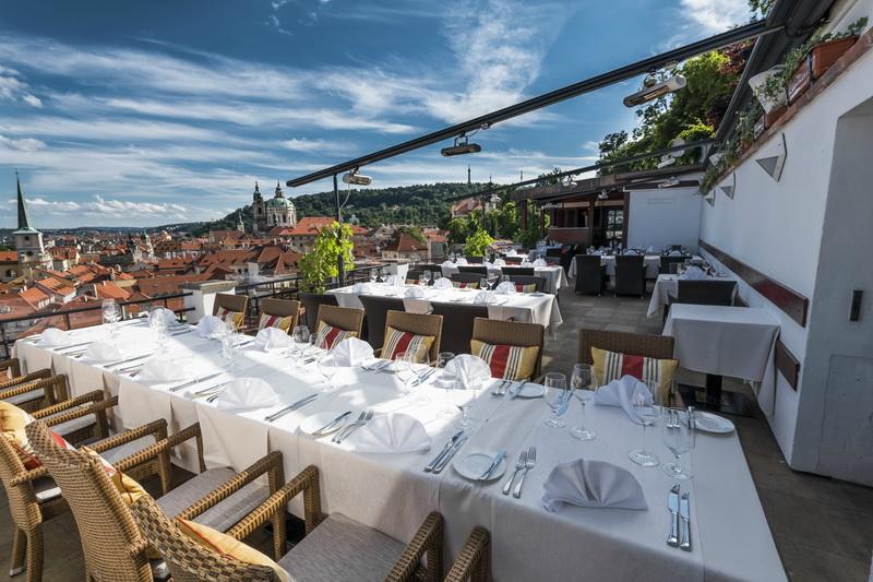 Рестораны с панорамным видом