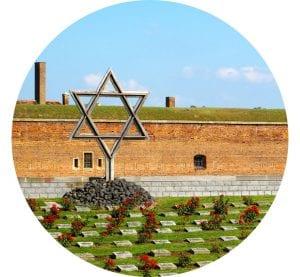Терезин – история крепости и гетто